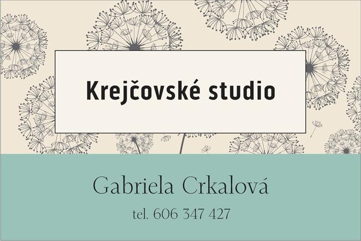 Krejčovské studio Pečky